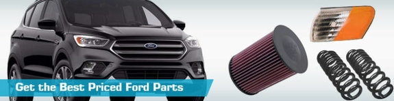 Best Priced Ford Parts at Partsgeek